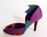 inspiration for vamp sandals