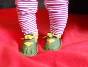 millie's feet